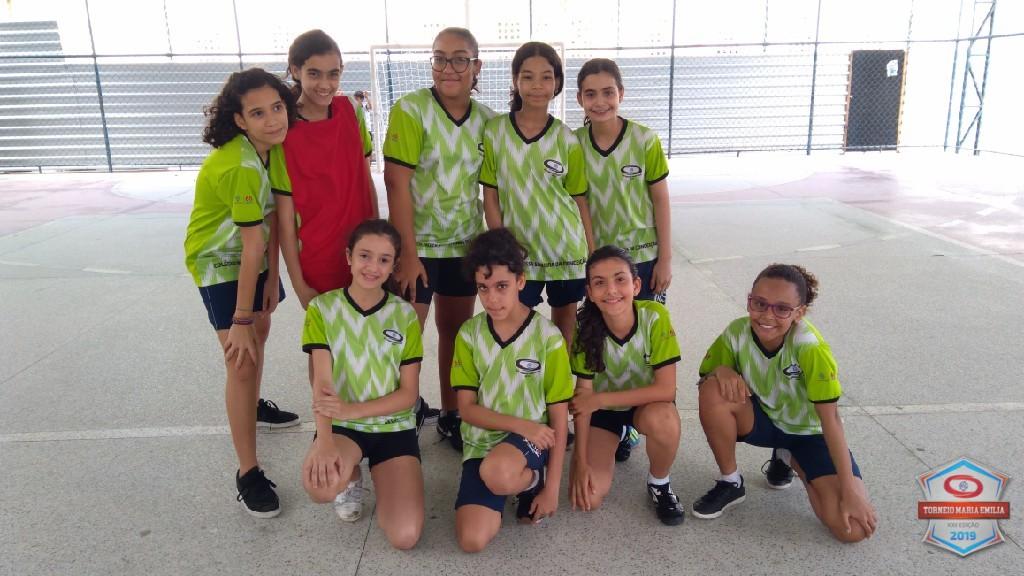 XXII Torneio Maria Emilia 2019 - Verde