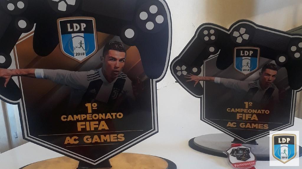 Liga Desportiva Patoense - 🏆🥇