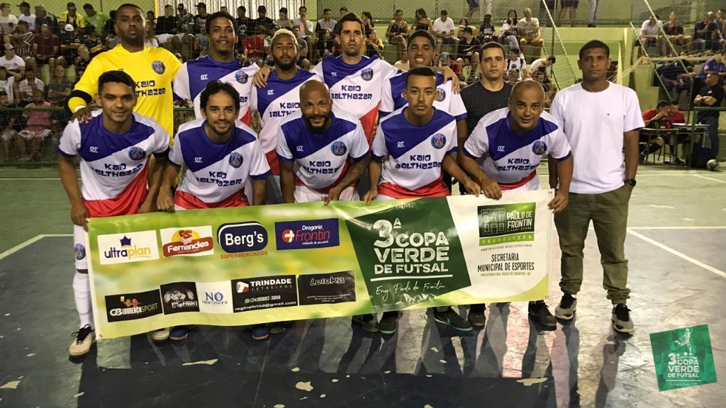 Copa Verde de Futsal 2019 - PSG Frontin