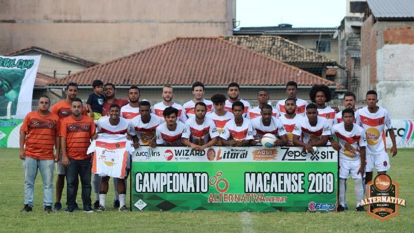 Campeonato ALTERNATIVA Macaense 2019 - C. ITAPARICA F.