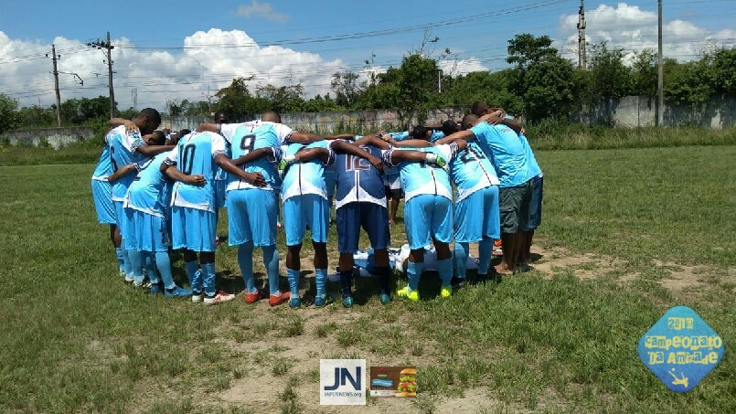 Campeonato Da Amizade  - Deus no controle
