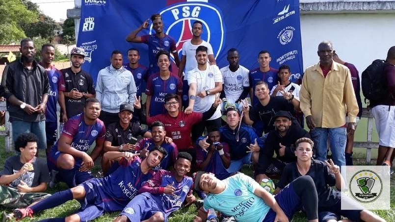 Campeonato Intermunicipal 2018 - #PiqueFrances