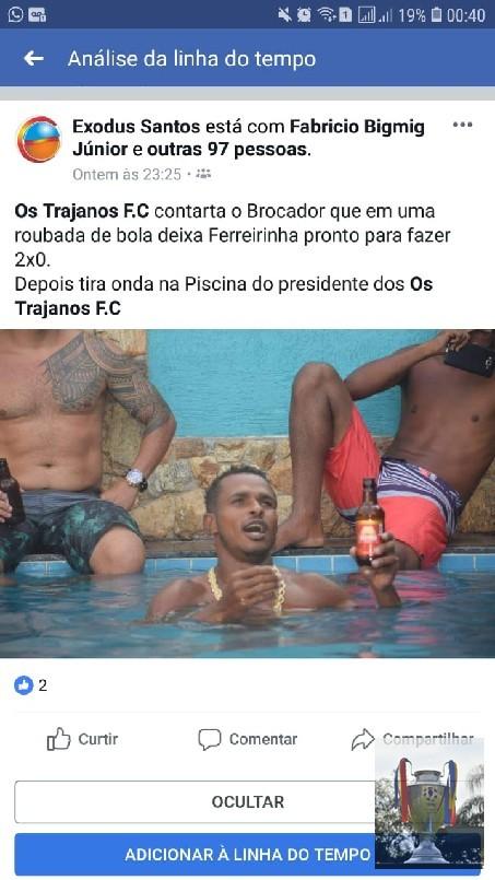 BAIXADA CHAMPIONS LEAGUE (Série A) - Duque de Caxias - 2019 - undefined