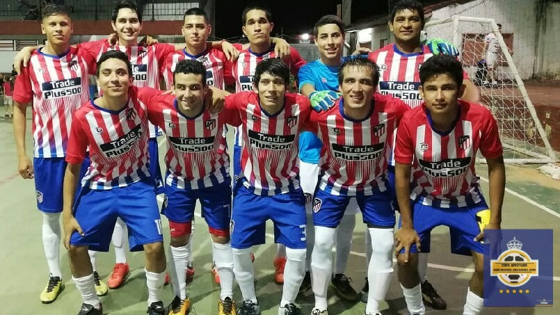 Copa Apertura 2019 - a Atlético F.C.
