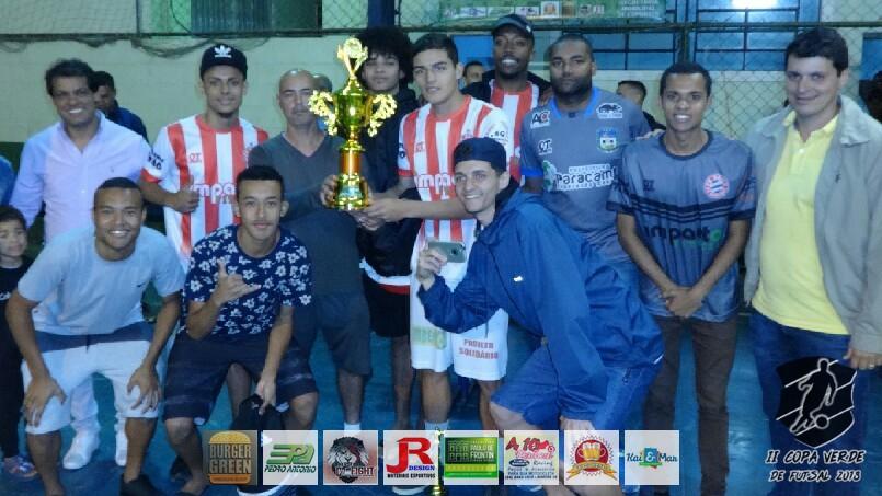 Copa Verde de Futsal 2018 - Baile de Munique (3º Lugar)