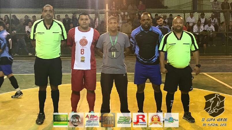 Copa Verde de Futsal 2018 - PSG x UDA