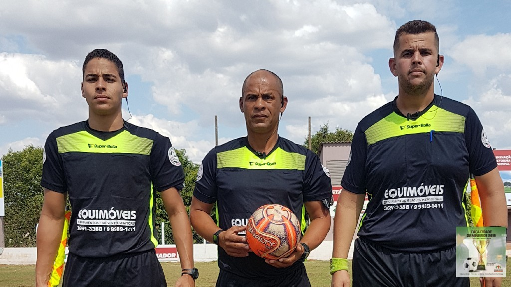 TAÇA CIDADE DE MINEIROS  - Marcelo Lucas Silva e Alcebíades.    ADAM