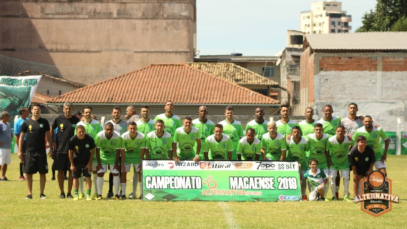 Campeonato ALTERNATIVA Macaense 2019 - GLICÉRIO F.C.