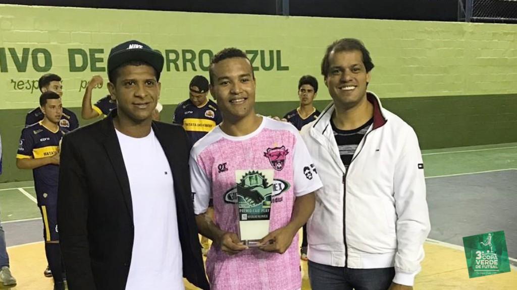 Copa Verde de Futsal 2019 - Prêmio Fair Play - Yaguinho (Meninos da Vila)