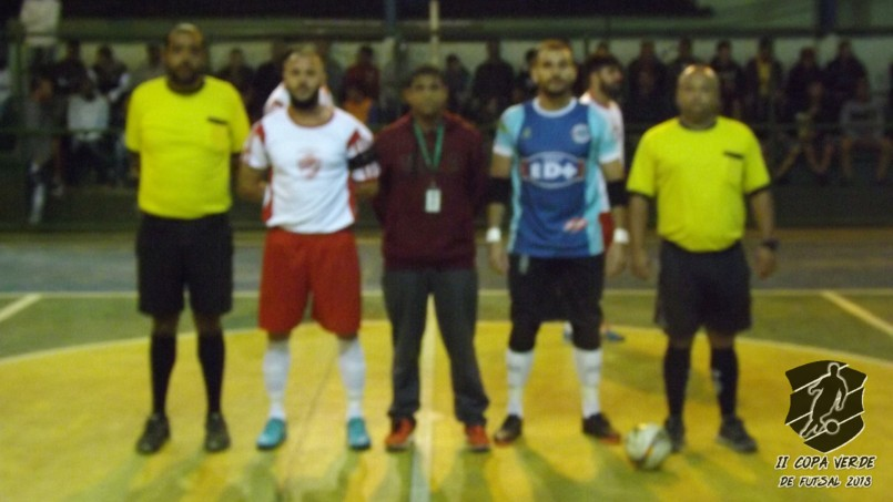 Copa Verde de Futsal 2018 - NOV x MAN