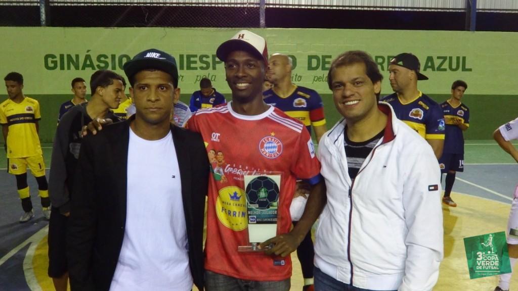 Copa Verde de Futsal 2019 - Melhor Jogador - Tutu (Baile de Munique)