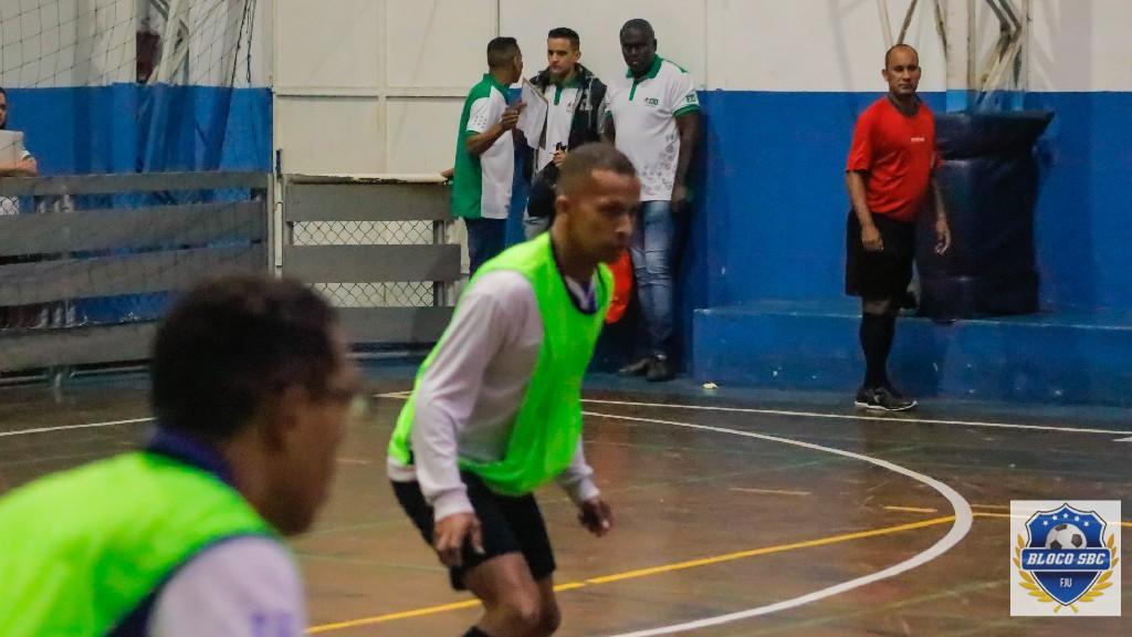 Copa Futsal FJU SBC  - Ao Fundo equipe Esportes na Coordenação