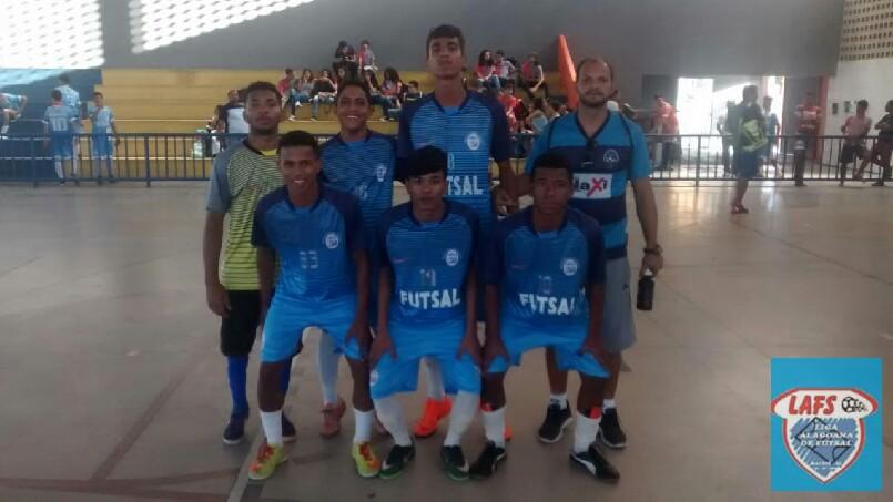 LIGA ALAGOANA DE FUTSAL  - São Lucas Alagoano  sub 17