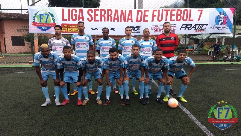 LIGA SERRANA DE FUTEBOL 7  - Humildes FC