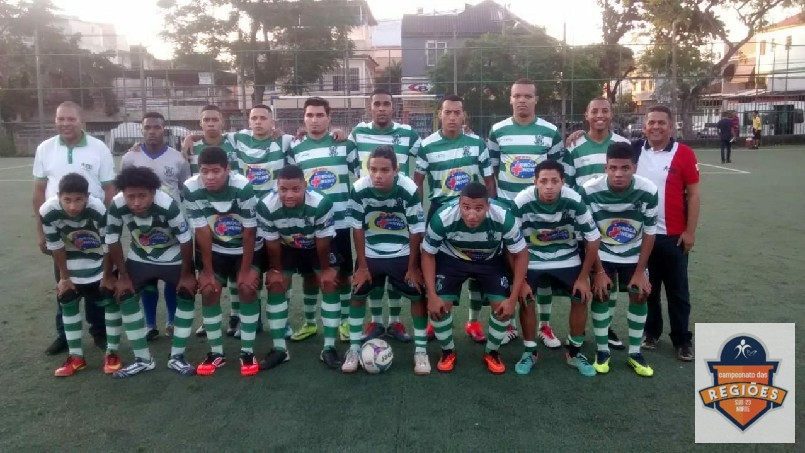 Campeonato Das Regiões Do Bloco Norte - time do jacaré