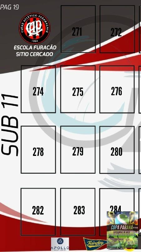 Copa Parana Futebol 7 Base - si liga corre são só 15 vagas pra categoria da escola