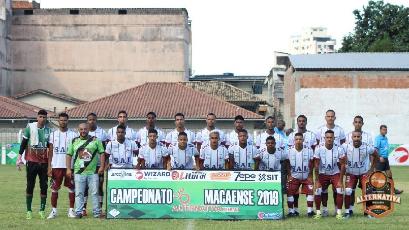Campeonato ALTERNATIVA Macaense 2019 - BENGALA F.A.
