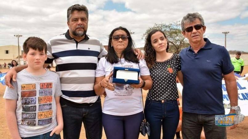 CAMPEONATO MUNICIPAL DE FUTEBOL DOS SÍTIOS AUGUSTINHO RUFINO DE MELO  -