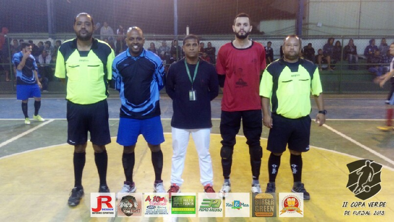 Copa Verde de Futsal 2018 - PSG x FLA