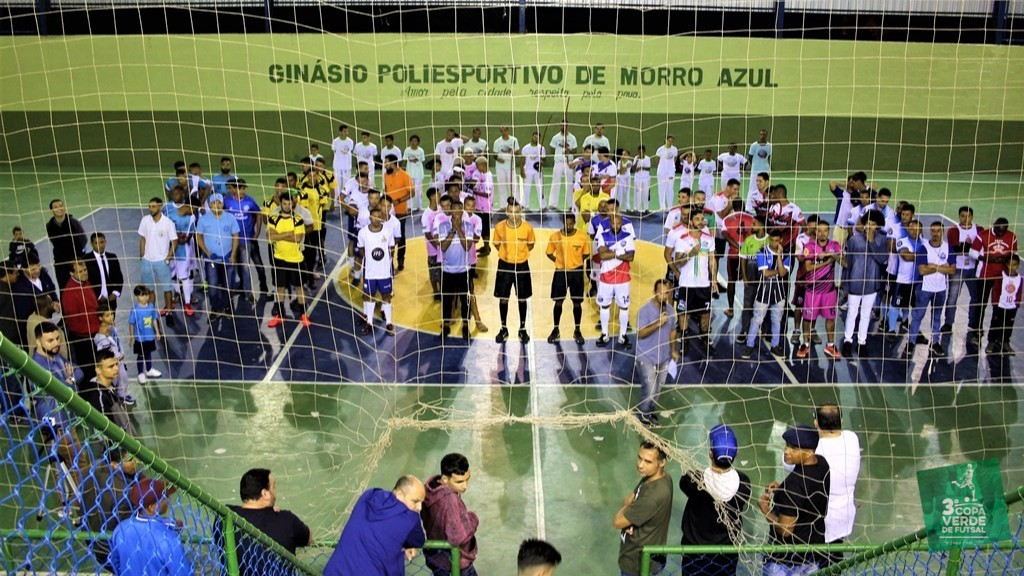 Copa Verde de Futsal 2019 - Cerimônia de Abertura
