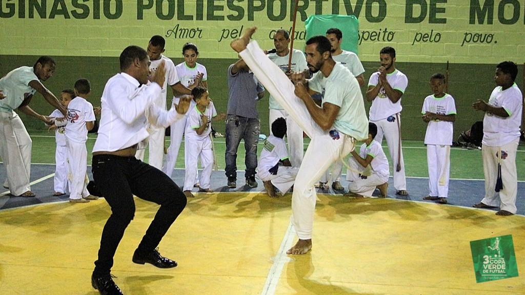 Copa Verde de Futsal 2019 - Até o Secretário de Esportes Gabriel Lourenço entrou na roda!