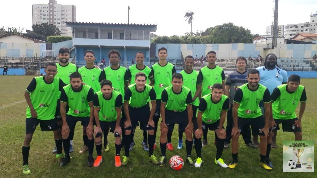 TAÇA CIDADE DE MINEIROS  - Arcovaia F. C