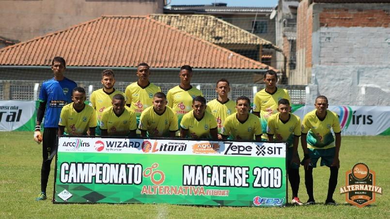 Campeonato ALTERNATIVA Macaense 2019 - S.E. CÓRREGO DO OURO