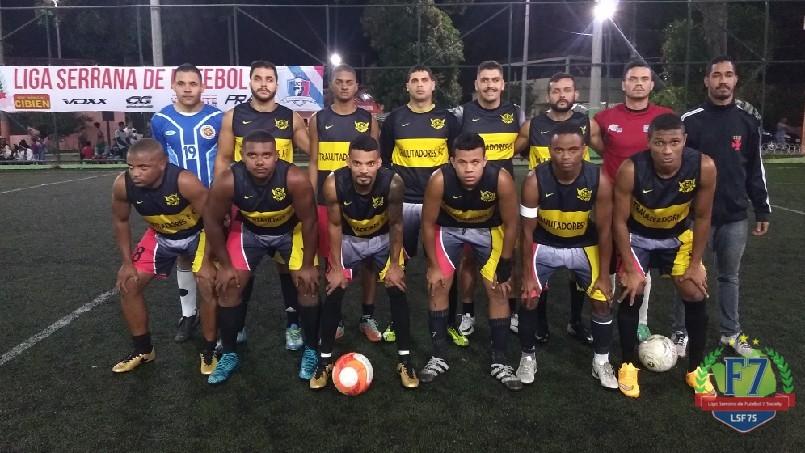 LIGA SERRANA DE FUTEBOL 7  - Traulitarores FC