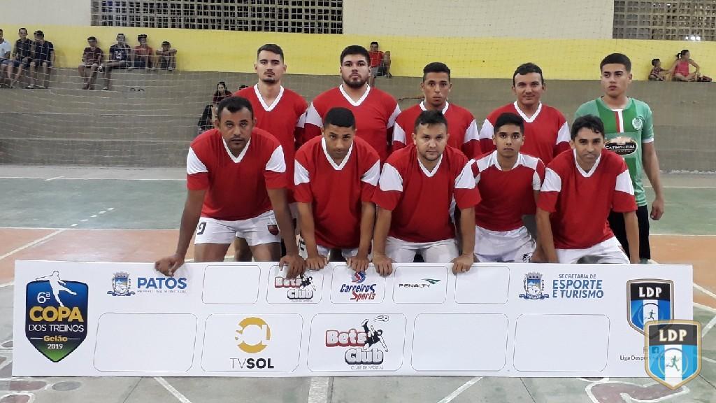 Liga Desportiva Patoense - Gol de rei FC