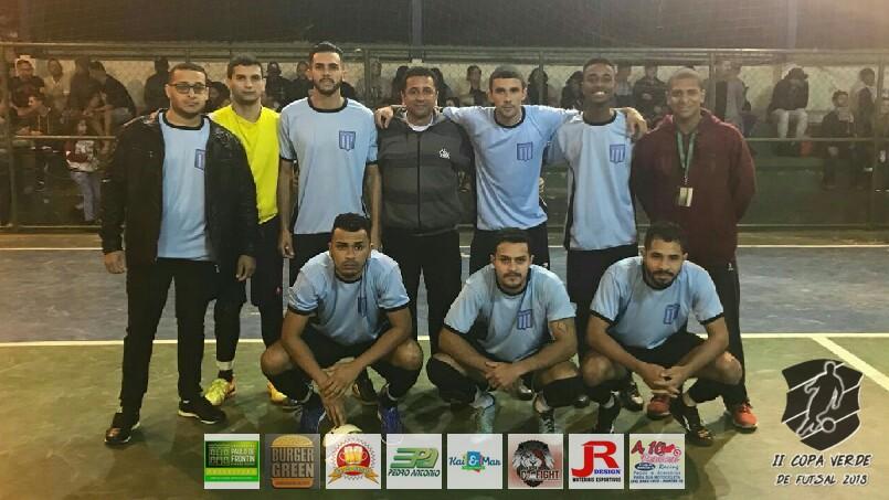 Copa Verde de Futsal 2018 - Racing Clube