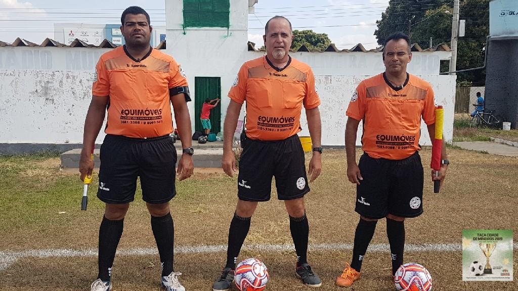 TAÇA CIDADE DE MINEIROS  - José Wilson Francisco e Rafael