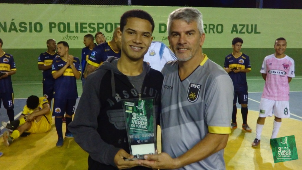 Copa Verde de Futsal 2019 - Destaque Frontinense - Kauan Silva (Baile de Munique)