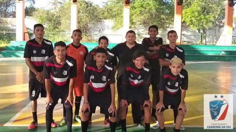 Cearense da FJU  - Luciano Cavalcante