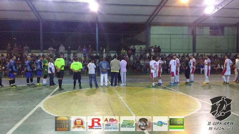 Copa Verde de Futsal 2018 - Tudo pronto para espetáculo...