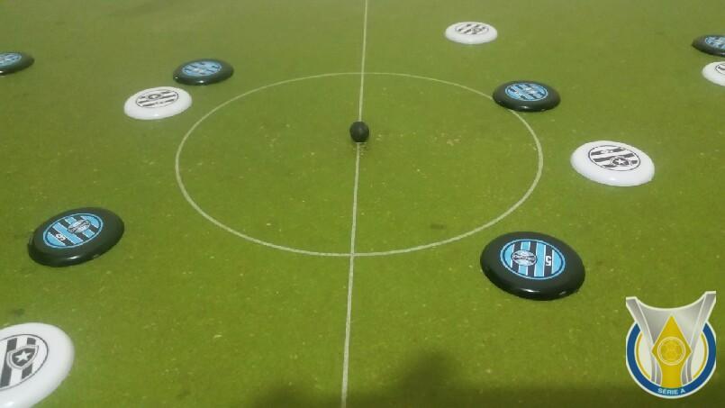 Brasileirão Série A 2018 - Grêmio X Botafogo - 2° RODADA