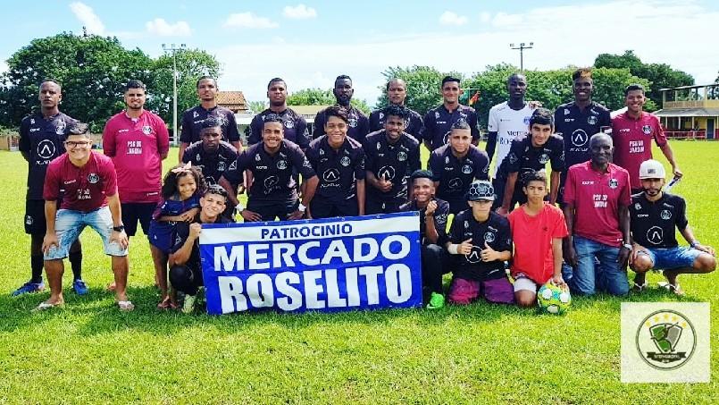 Campeonato Intermunicipal 2018 - Mais uma vitória hoje ❤💙