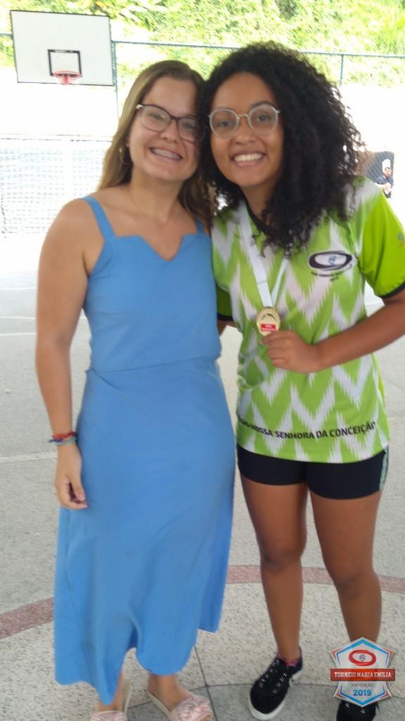 XXII Torneio Maria Emilia 2019 - Melhor Goleira 9 ano - Alice