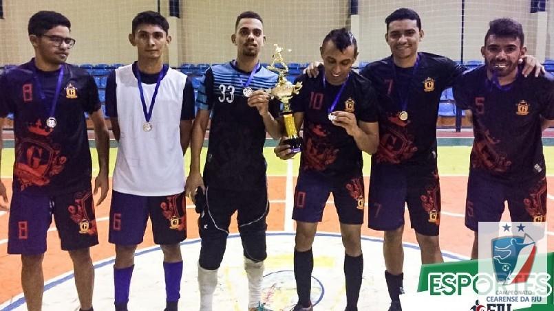 Cearense da FJU  - campeao do campeonato de tribos FJU pacajus