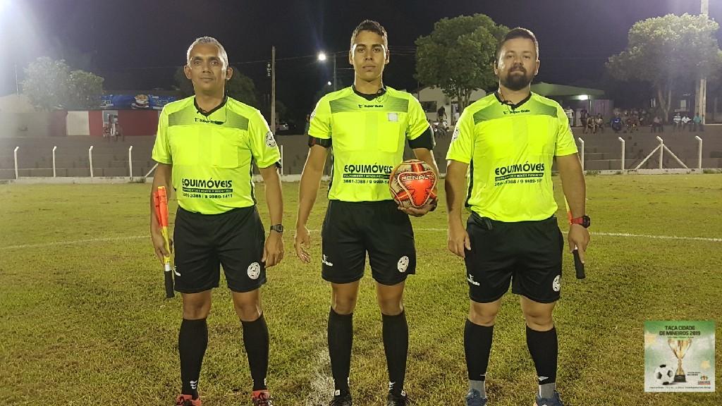 TAÇA CIDADE DE MINEIROS  - ADAM 2019.