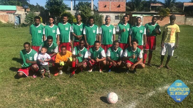 Campeonato Da Amizade  - #RUA DAS PALMEIRAS FC, Campo do Barcelona