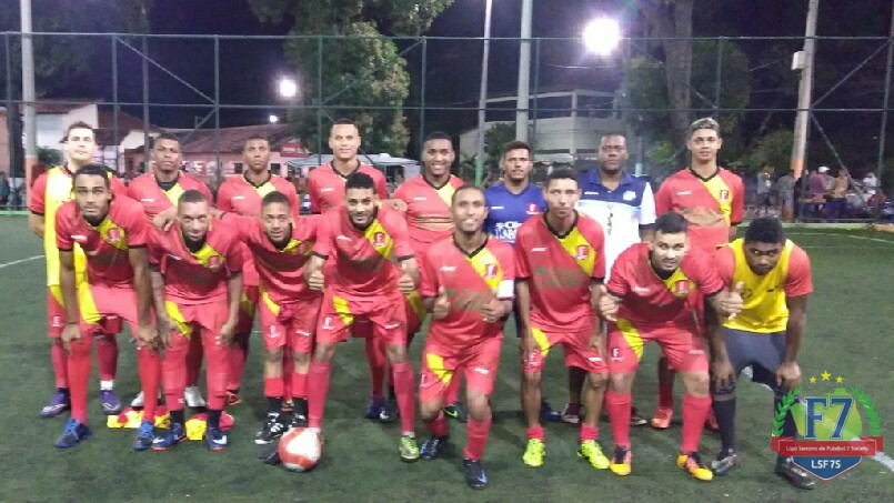 LIGA SERRANA DE FUTEBOL 7  - Familia F.C