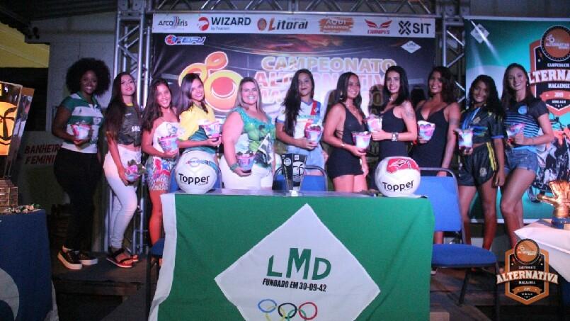 Campeonato ALTERNATIVA Macaense 2019 - Musas do Futebol Macaense 2019