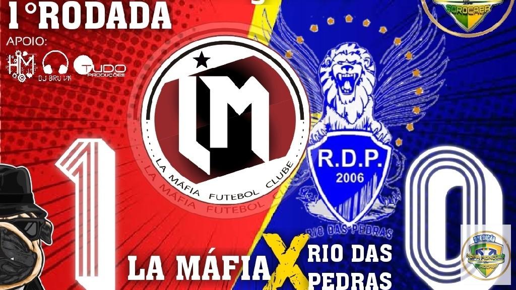 2a Copa Monções Sorocaba - DEU LA MÁFIA