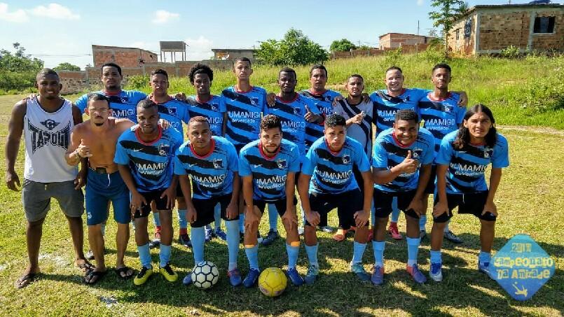 Campeonato Da Amizade  - Família AMIZADE FC Na Veia