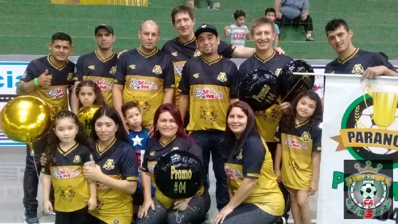 Torneo EXA CA5 -