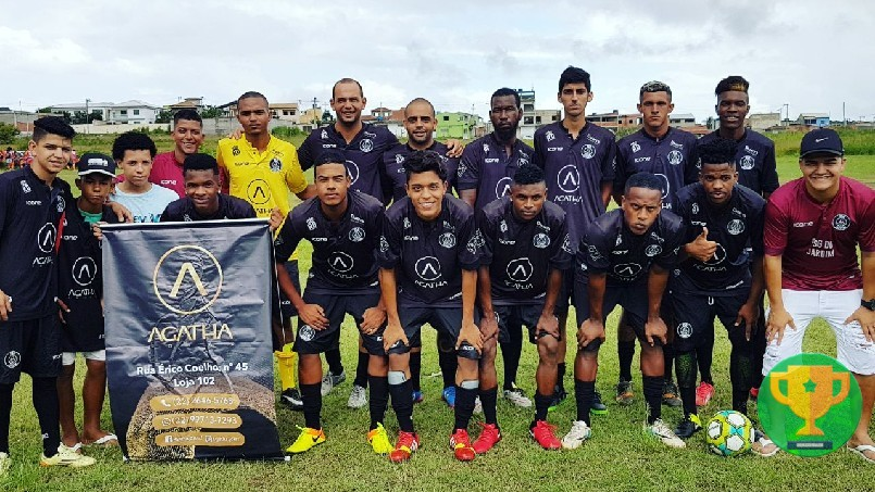 Campeonato Intermunicipal 2018 - Psg do Jardim, que familia linda!