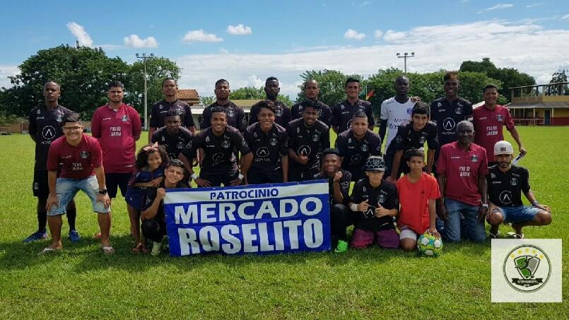 Campeonato Intermunicipal 2018 - mais uma bela vitória da família PSG do jardim vamo que vamo pra próxima partida família