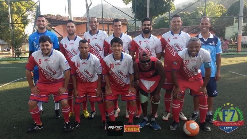 LIGA SERRANA DE FUTEBOL 7  - Seleção Batista f7