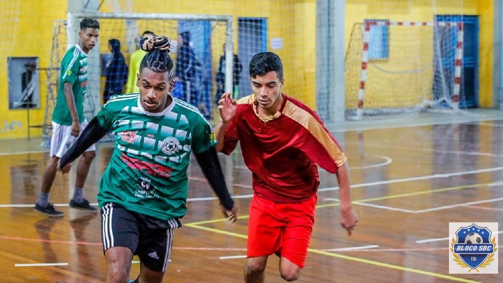 Copa Futsal FJU SBC  - Alaska x Unidos do Bob