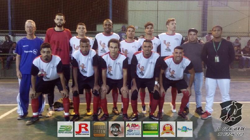 Copa Verde de Futsal 2018 - Flamenguinho FC